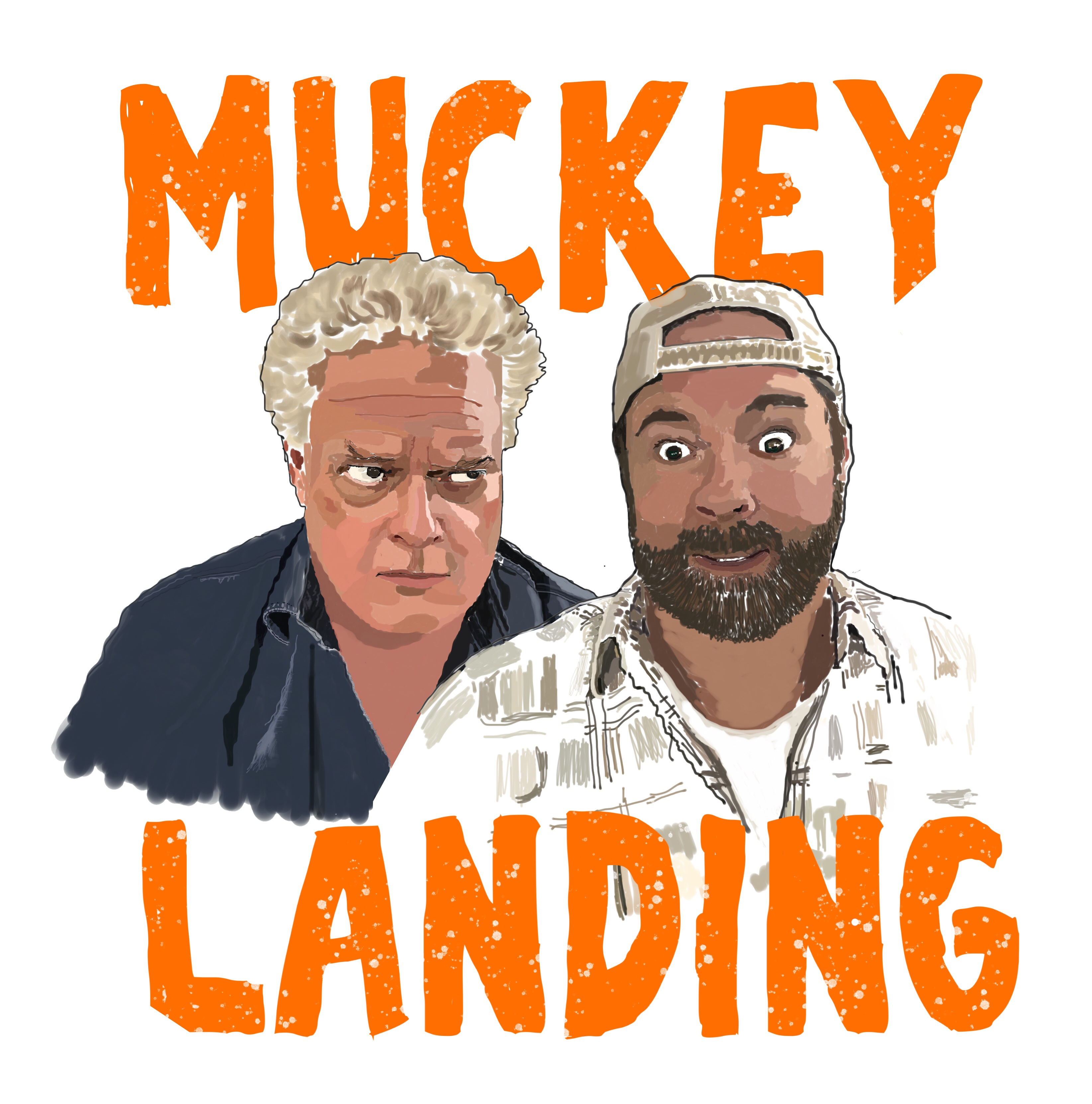 Muckey Landing - a  sort of a podcast